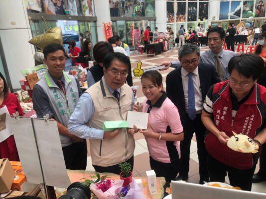 台南市購物節-台南市長強力推薦庭園香氛